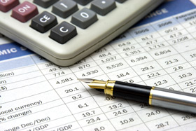 Beim Kredit Monatsraten errechnen