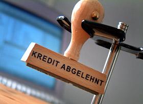 Negative Schufa betrifft Deutsche - Kredit abgelehnt